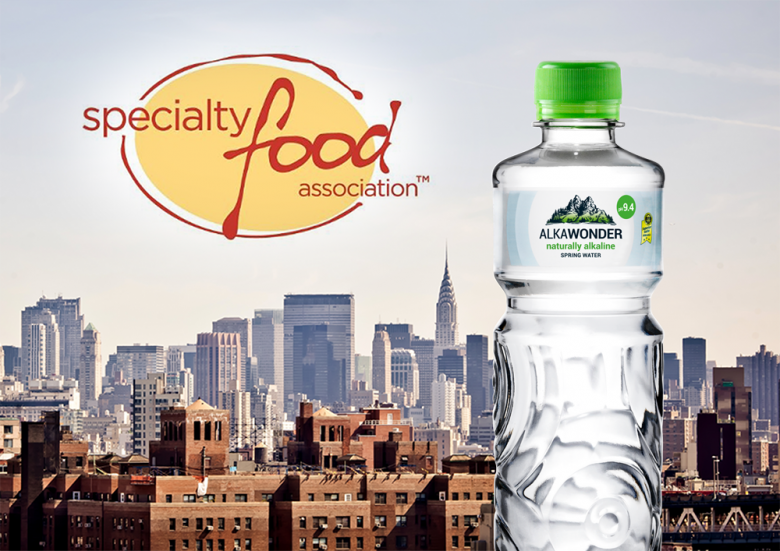 Urmărește-ne la Summer Fancy Food Show din New York