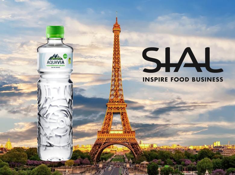 Vizitați-ne la SIAL Trade Show din Paris